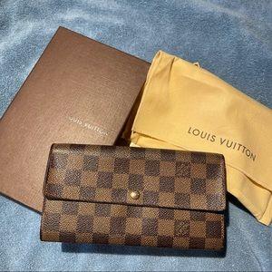 Louis Vuitton Wallet Long Authentic